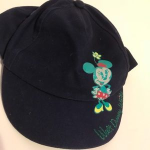 Minnie Mouse girls Kids youth baseball cap Disney